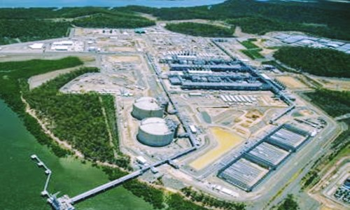 Natural gas projects APLNG and QCLNG plan to share infrastructure
