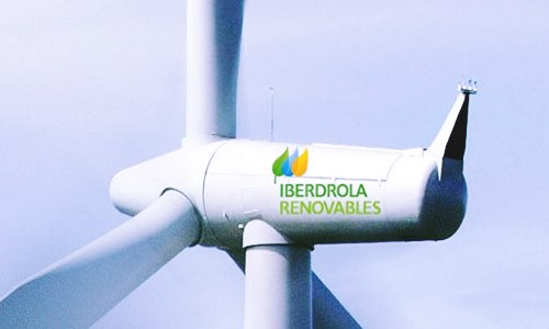 Iberdrola implements the Cavar Complex wind power project in Spain