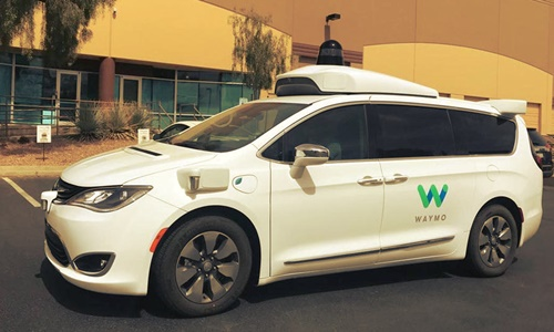 Waymo to build driverless car manufacturing facility in Michigan