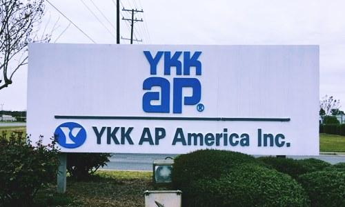 YKK AP America inaugurates new manufacturing plant in Cincinnati