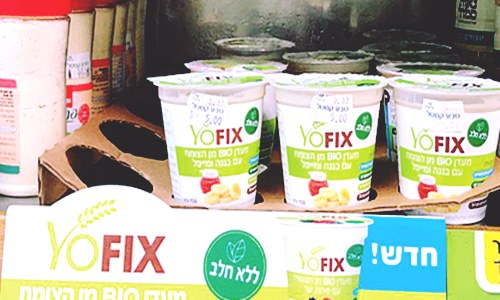 Yofix launches plant-based yogurt alternative in three fruit flavors