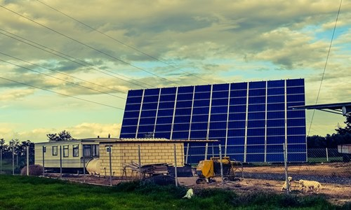 GRIDSERVE to start work on a solar farm & battery storage project