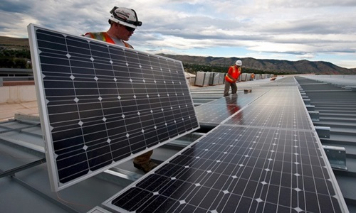 Trump administration to give approval for the largest U.S. solar farm